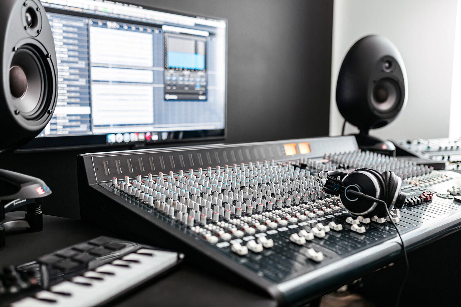 Kako napraviti svoj prvi kućni studio?